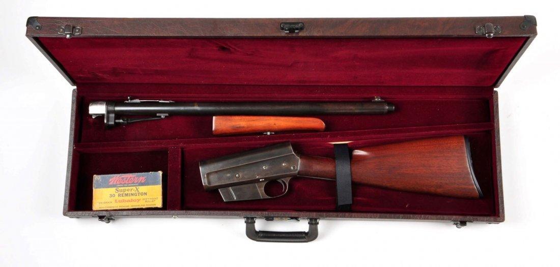 Remington Model 8 Semi-Automatic Rifle (C). - 2