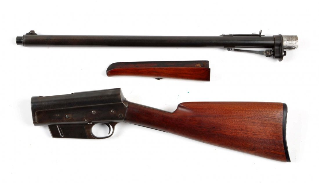 Remington Model 8 Semi-Automatic Rifle (C). - 3