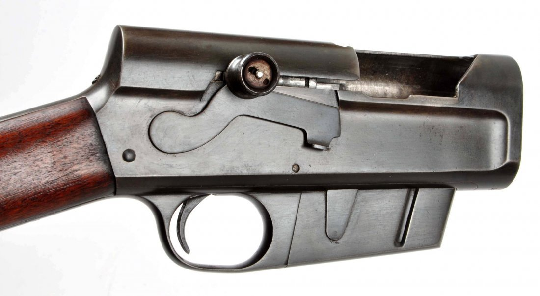 Remington Model 8 Semi-Automatic Rifle (C). - 4