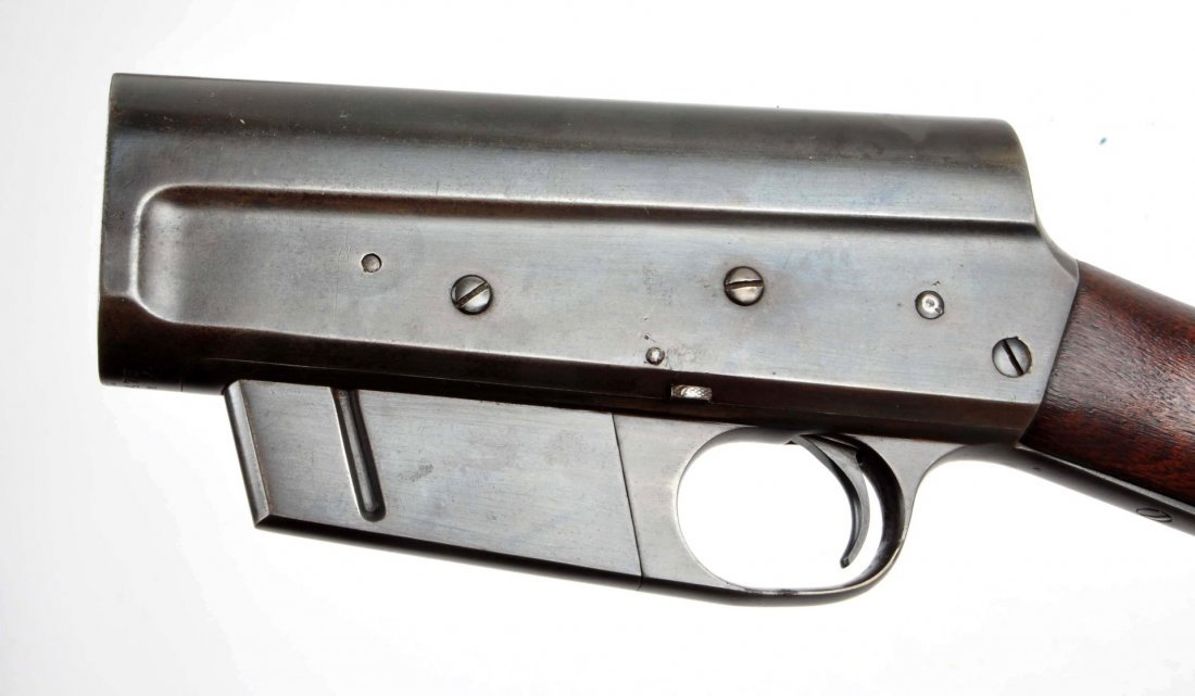 Remington Model 8 Semi-Automatic Rifle (C). - 5