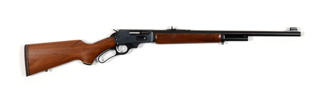 Marlin Model 1895 Lever Action Rifle (M).