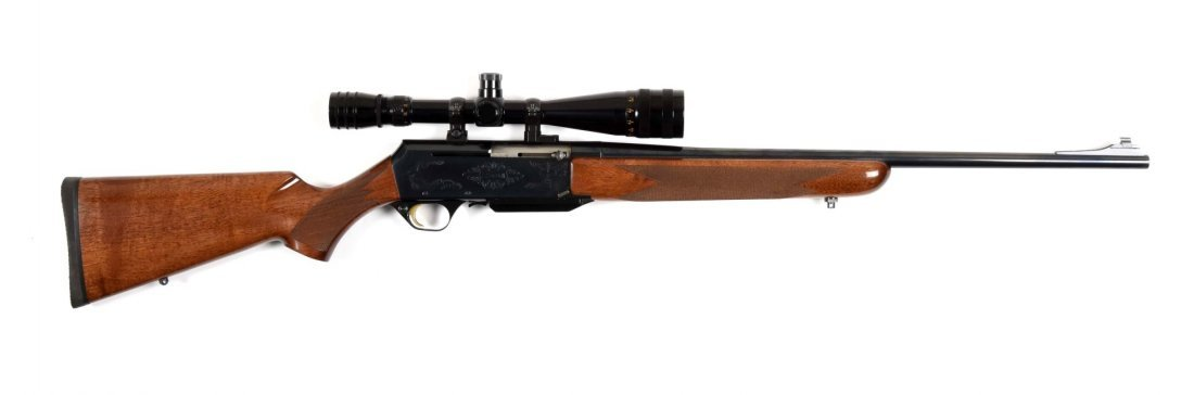 Browning Safari BAR Rifle (M).