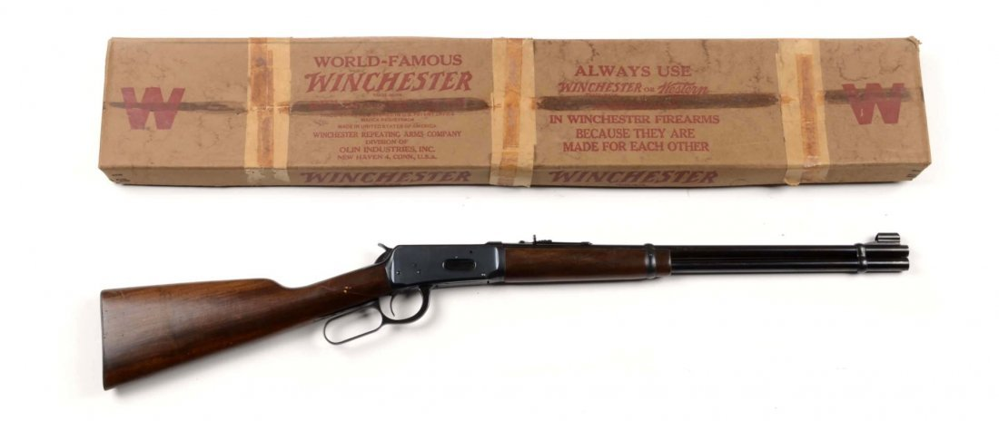 Boxed Winchester Model 94 Carbine (C).