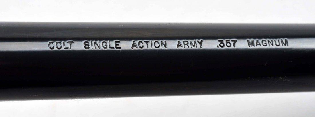 As New Colt SAA Cylinder & Barrel. - 3