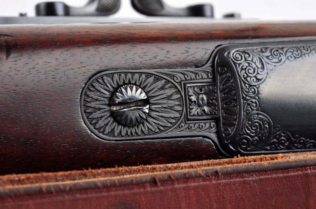 John Dubiel Pre-War Custom Sporting Rifle (C). - 10