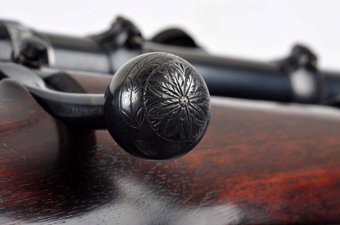 John Dubiel Pre-War Custom Sporting Rifle (C). - 3