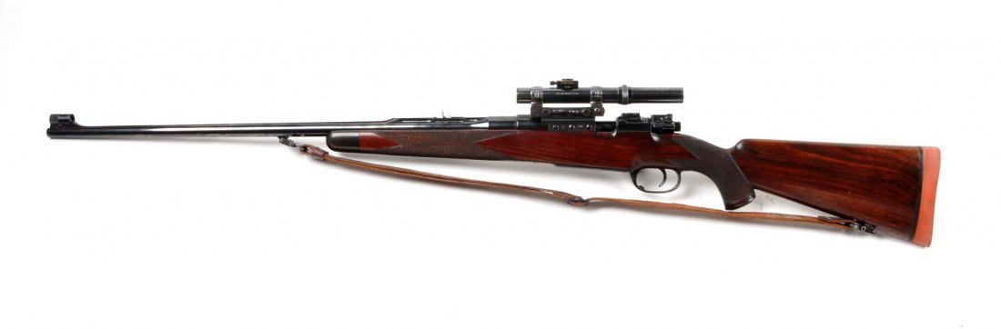 John Dubiel Pre-War Custom Sporting Rifle (C). - 5