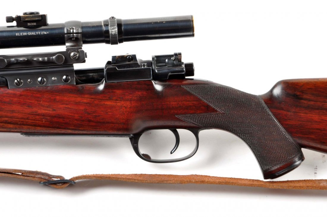 John Dubiel Pre-War Custom Sporting Rifle (C). - 7