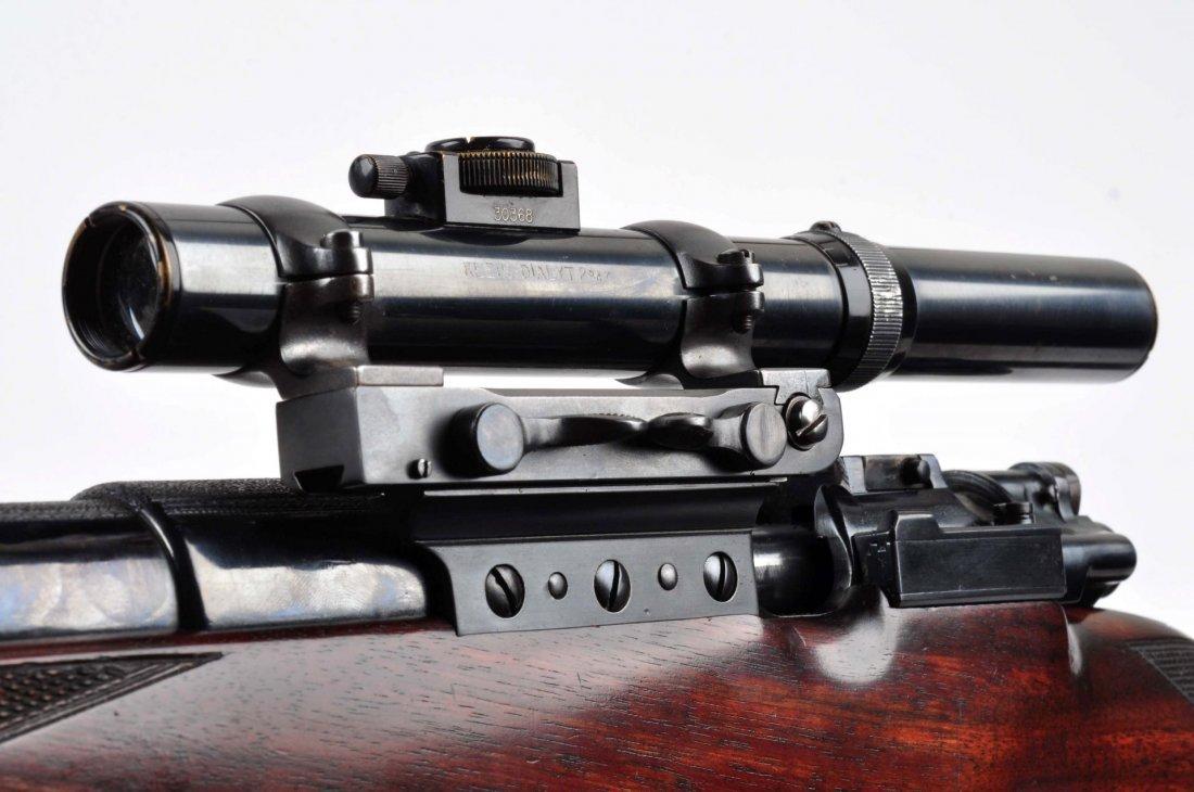 John Dubiel Pre-War Custom Sporting Rifle (C). - 8