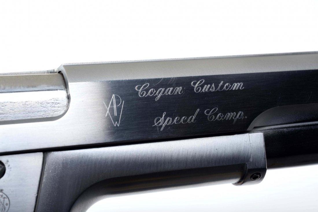 Boxed S&W Model 645 Semi-Automatic Pistol (M). - 2