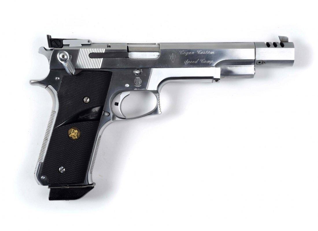 Boxed S&W Model 645 Semi-Automatic Pistol (M). - 5