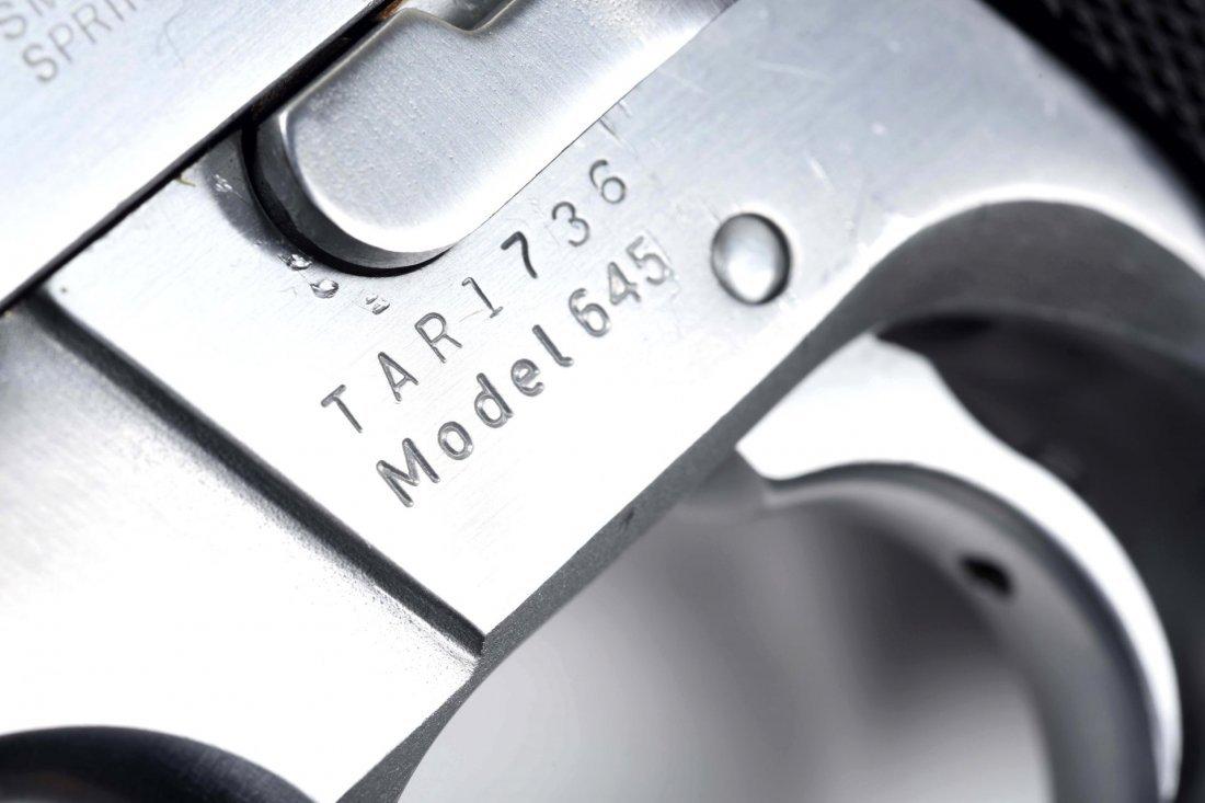 Boxed S&W Model 645 Semi-Automatic Pistol (M). - 8