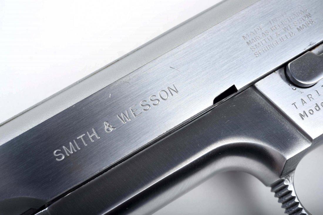 Boxed S&W Model 645 Semi-Automatic Pistol (M). - 9