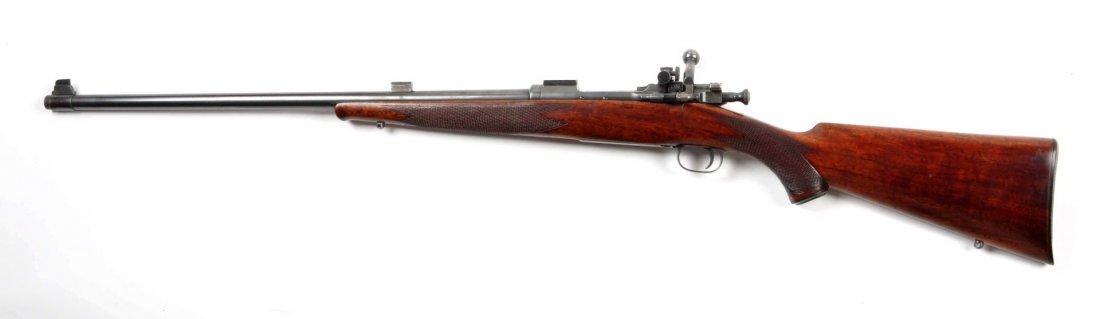 A.O. Niedner Pre-War Custom Springfield Rifle (C). - 2