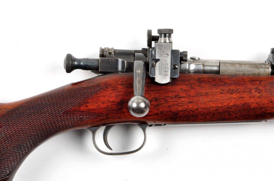 A.O. Niedner Pre-War Custom Springfield Rifle (C). - 3