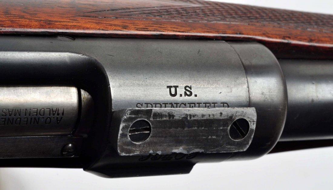 A.O. Niedner Pre-War Custom Springfield Rifle (C). - 7