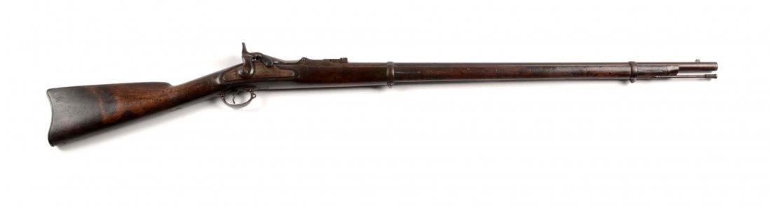 US Model 1868 Springfield Trapdoor Conversion (A).