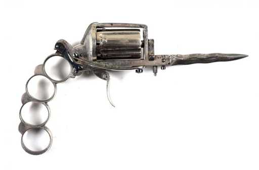 rare apache palm revolver a