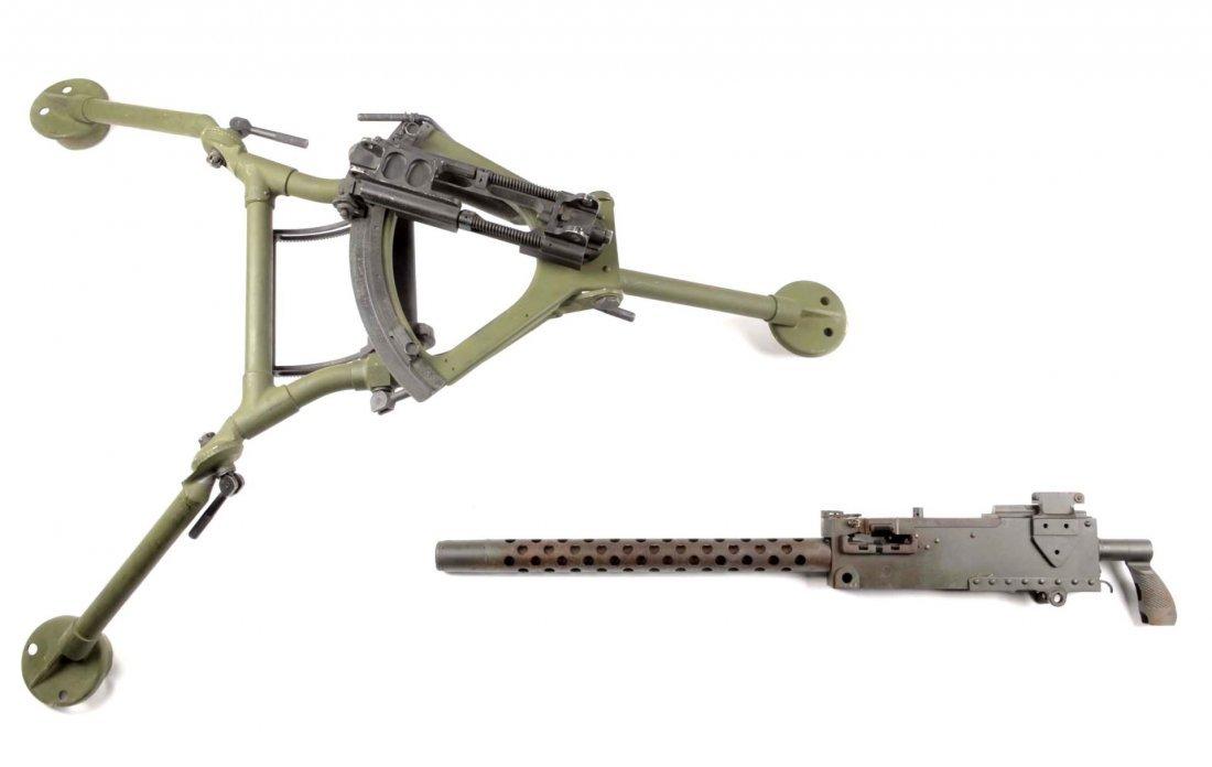 Browning Model 1919 Belt Fed Semi-Auto Rifle (C).