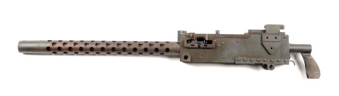 Browning Model 1919 Belt Fed Semi-Auto Rifle (C). - 2