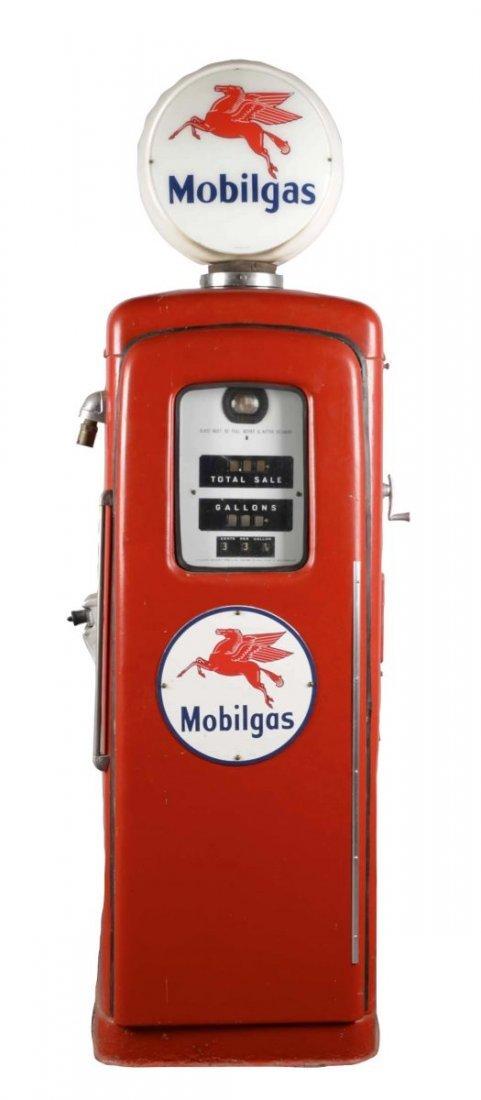 Wayne Model 80 Gasoline Pump & Globe