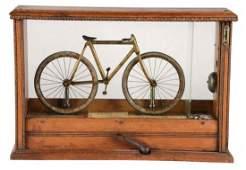 **5¢ Sun Mfg. Co. Bicycle Display Trade Stimulator