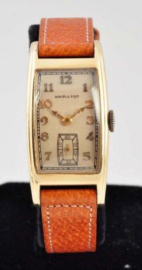 Hamilton Watch.