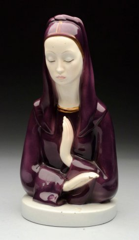 Italian Pottery Figure.
