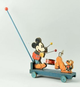 Fisher Price Paper On Wood Walt Disney No. 530.
