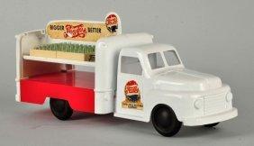 Marx Plastic Pepsi Cola Truck-ford