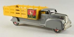 Marx Metal Coca-cola Truck #990.