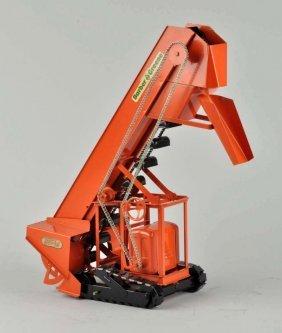 Pressed Steel Doepke Model Toys Bucket Loader.