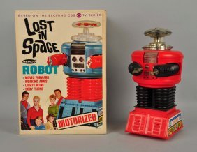 Remco Battery Operated Lost In Space Robot.