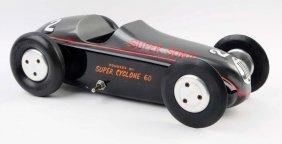 Gas Power Super Sonic Race Car.