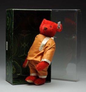 Steiff's Alfonzo Made For Teddy Bears Of Whitney.