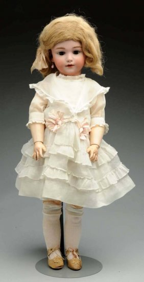"Desirable ""santa"" Child Doll."