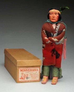 "Minnehaha "" Indian Maid."