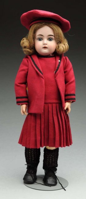 Delightful Kestner Child Doll.