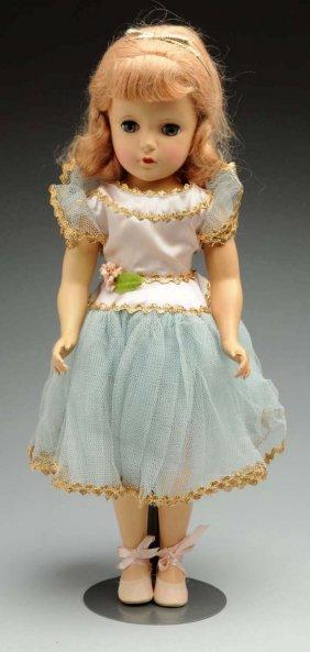"""Alexander """"nina Ballerina"""" Doll."""