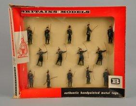 Britains Boxed Set #9301 Royal Archers.