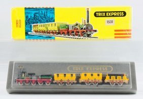 Trix Express No. 1531 Der-adler Train Set