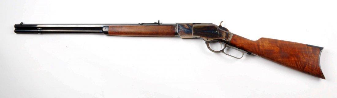 (M) Uberti Model 1873 Winchester Rifle. - 5