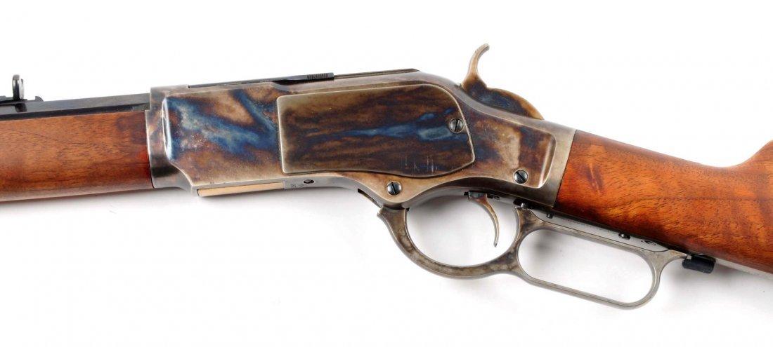 (M) Uberti Model 1873 Winchester Rifle. - 7
