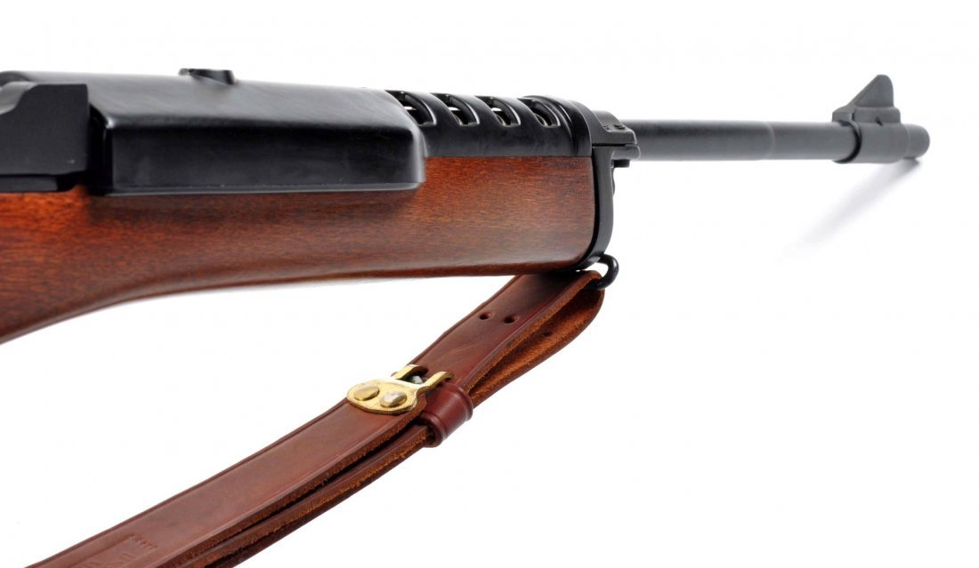 (M) Ruger Mini-14 Semi-Automatic Rifle. - 2