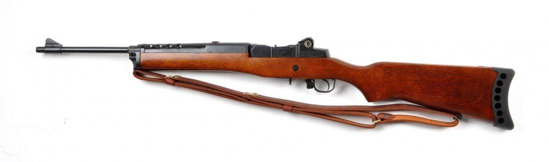 (M) Ruger Mini-14 Semi-Automatic Rifle. - 3