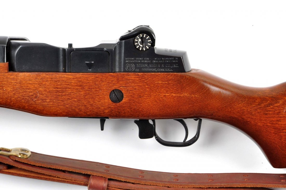 (M) Ruger Mini-14 Semi-Automatic Rifle. - 5