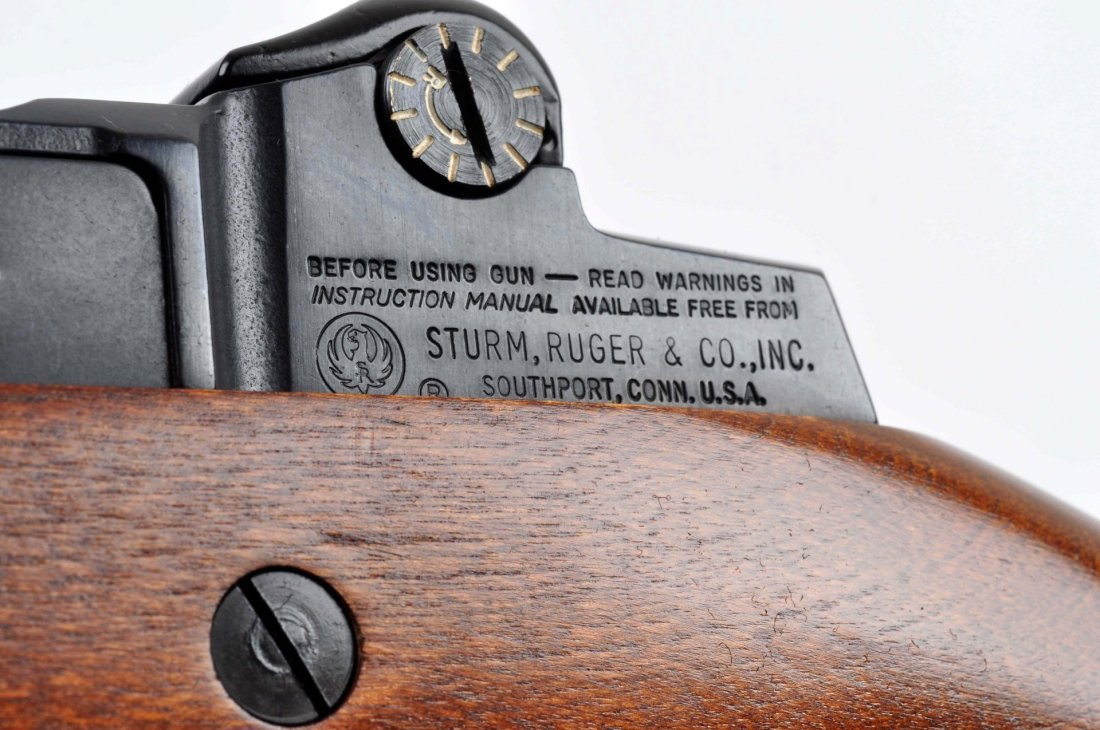 (M) Ruger Mini-14 Semi-Automatic Rifle. - 6