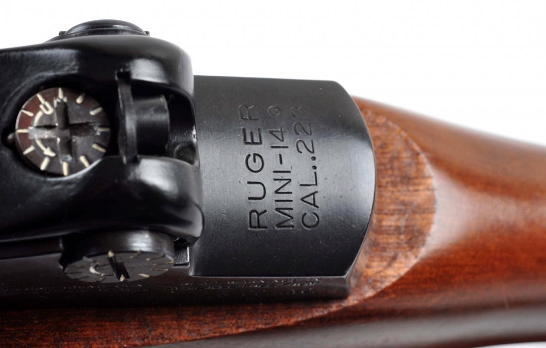 (M) Ruger Mini-14 Semi-Automatic Rifle. - 7