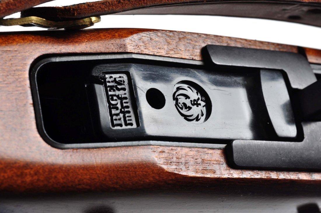 (M) Ruger Mini-14 Semi-Automatic Rifle. - 9