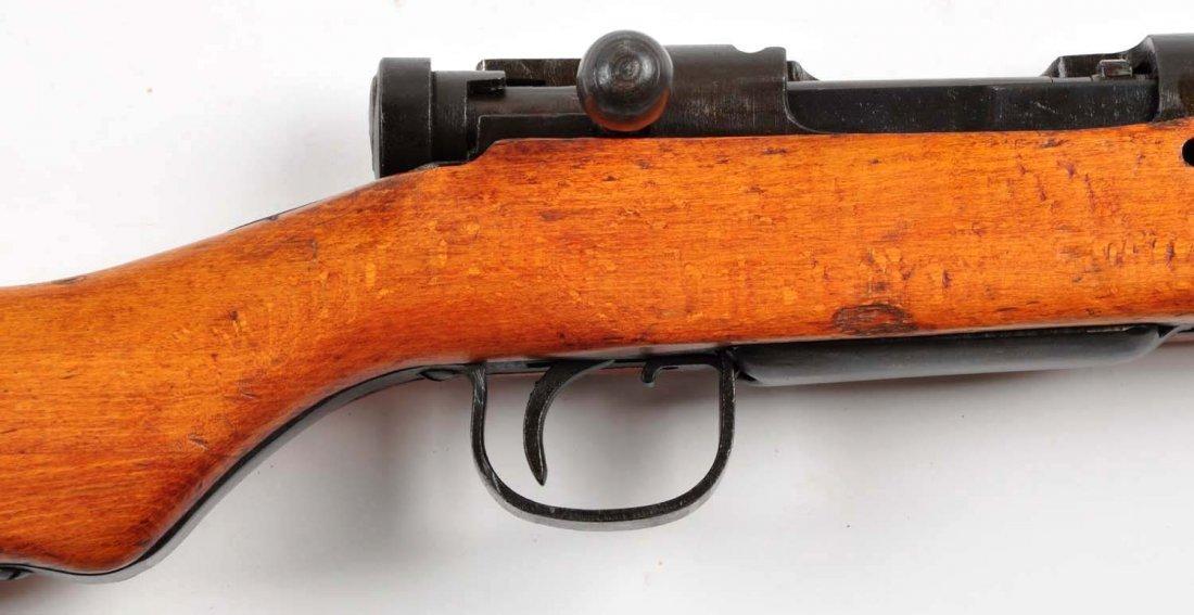 (C) Japanese Type 99 Bolt Action Rifle. - 4